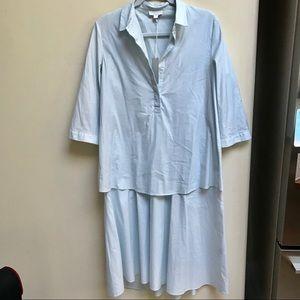 NEW COS drape dress